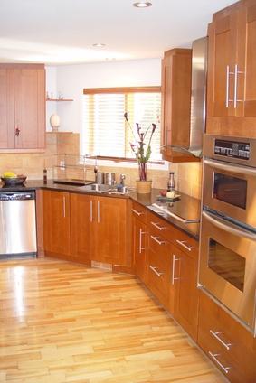 Cuisine quip e l 39 espace cuisine am nag sur for Toutes les cuisines equipees
